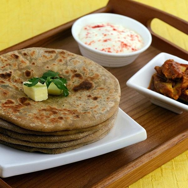 Aloo Paratha set 2pcs