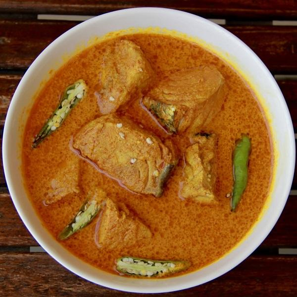 Home Style Fish Curry