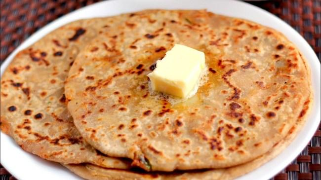 Aloo Paratha set 1 pcs