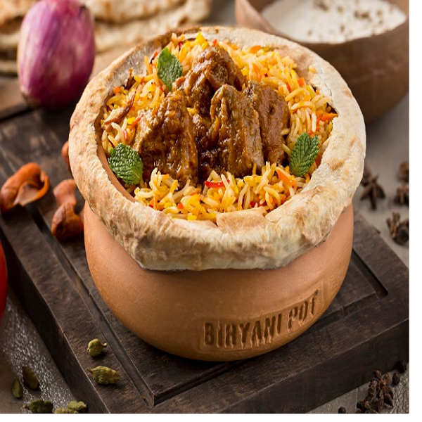 Rice & Hyderabadi Biryanis