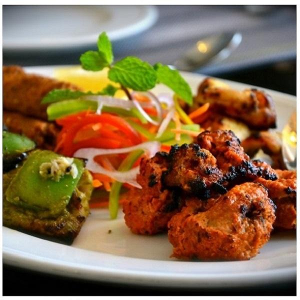 Kebabs from Tandoor